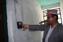 e-hajiri udghatan garnuhudai adhakshya
